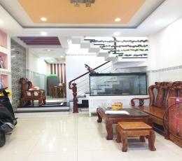 Bán nhà Thoại Ngọc Hầu Tân Phú hẻm ba gác 3 tầng sân thượng 5.3 tỷ